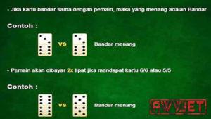 Cara Bermain Dan Peraturan Bandar 66 Pkv Games