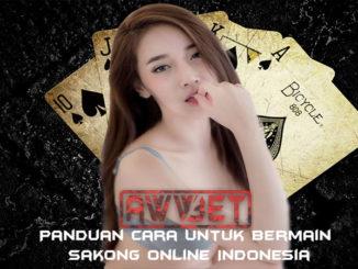 Panduan Cara Untuk Bermain Sakong Online Indonesia