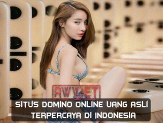 Situs Domino Online Uang Asli Terpercaya Di Indonesia