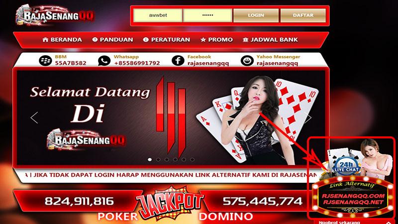 Situs Judi Online Indonesia Yang Sangat Banyak Dicari
