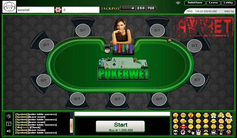 pokerwe1 poker