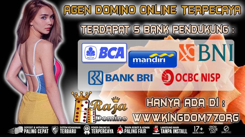 Situs RajaDomino Tepercaya 2019