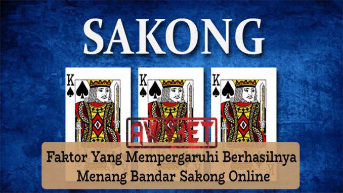 Faktor Yang Mempergaruhi Berhasilnya Menang Bandar Sakong Online