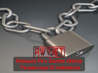 Rahasia Pkv Games Online Terpercaya Di Indonesia